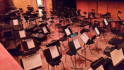 Pit orchestra - Wikipedia