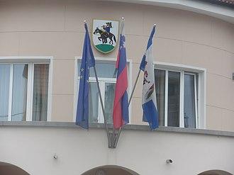 Municipality of Pivka - Image: Pivka občina