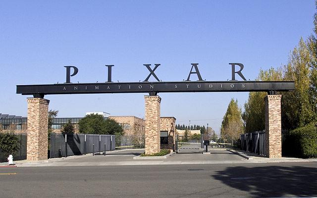 Студия Pixar, Эмервилль, Калифорния