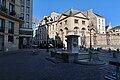 Place Alphonse-Laveran, Paris 5e 2.jpg