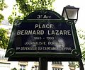 Place Bernard-Lazare (Paris). - sign.jpg
