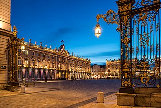 Nancy, France Prefecture and commune in Grand Est, France
