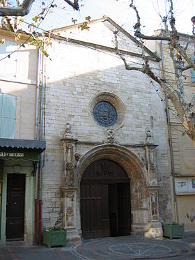 Image illustrative de l'article Église Notre-Dame-de-Romigier de Manosque