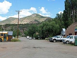 Placerville, Colorado Census Designated Place in Colorado, United States