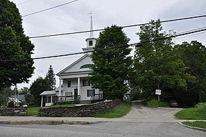 Plainfield, Vermont - Grace United Methodist Church