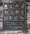 Plaque at the entrance to the Shetland Museum, Lerwick - geograph.org.uk - 1180405.jpg