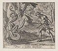 Plate 23- Cadmus Killing the Serpent (Draco a Cadmo interficitur), from Ovid's 'Metamorphoses' MET DP864252.jpg