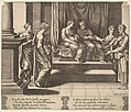 Plate 3- Psyche's two sisters are married to kings, from 'The Fable of Psyche' MET DP824491.jpg