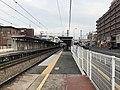 Platform of Kyusandai-mae Station 11.jpg