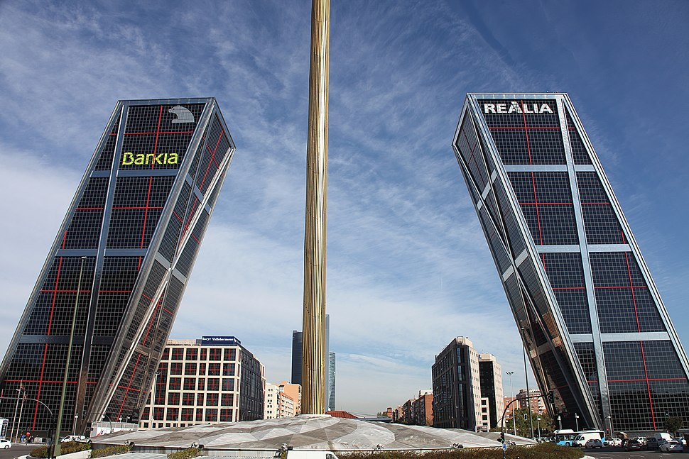 Plaza de Castilla, Madrid (2)