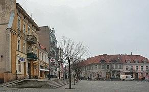Plaza del Mercado, Gniezno, Polonia5.jpg