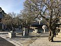 Plum trees in Tsunashiki Temman Shrine.jpg
