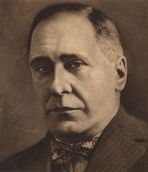 Ferdynand Antoni Ossendowski - Ossendowski in 1933