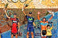 Podio 5° etapa-TdSL2014.jpg