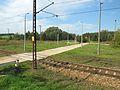 Podlaskie - Sokółka - Wierzchłowce - Przejazd LK6;LK57 20110918 01.JPG