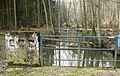 Podlesie Garncarski Brod, Konczak river.JPG