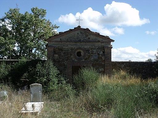 Montalcino, Poggio alle Mura, Cimitero