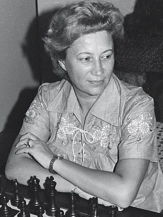 Elisabeta Polihroniade - Elisabeta Polihroniade, 1979 in Rio de Janeiro