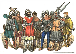 Battle of Świecino - Polish Knights 1447-1492