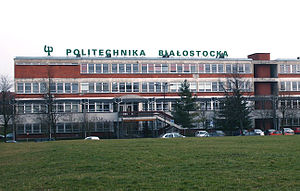 Bialystok University of Technology - BUT Faculty of Computer Science