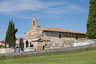 Pompignan, Tarn-et-Garonne - Image: Pompignan (Tarn et Garonne) Chapelle St Clair