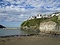 Port Isaac Harbour, Cornwall (461160) (9455823393).jpg