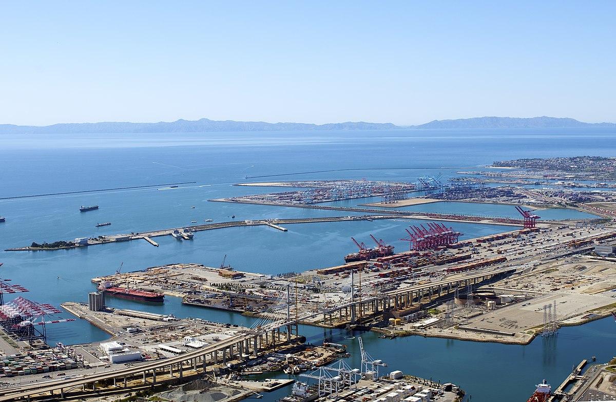 Port Of Long Beach Wikipedia