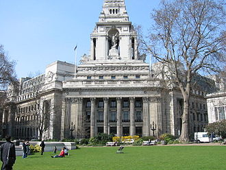 Port of London - Former Port of London Authority Building, 10 Trinity Square, Tower Hill