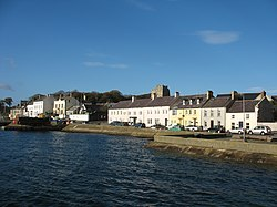 Portaferry north side harbour (The Strand), County Down, Northern Ireland