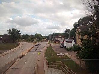 Portage, Wisconsin - Image: Portage, Wisconsin