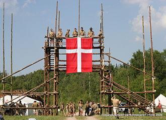 De Gule Spejdere i Danmark – Baden-Powell spejderne - Gule Spejdere camp gateway.