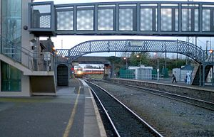 Portarlington, County Laois - Portarlington train station