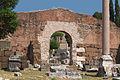 Porticus Gaius Lucius Basilica Aemilia Forum Romanum Rome.jpg