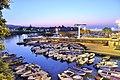 Porto turistico di Ognina Catania - Gommoni e Barche - Creative Commons by gnuckx - panoramio (52).jpg