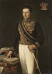 Portrait of Cornelis Theodorus Elout