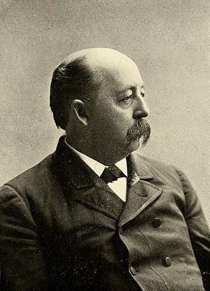 Cushman Kellogg Davis - Image: Portrait of Cushman Kellogg Davis