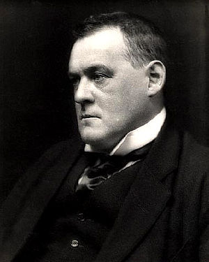 Traditionalist conservatism - Hilaire Belloc in 1915