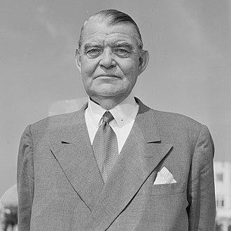 Hjalmar Riiser-Larsen - Riiser-Larsen in 1953