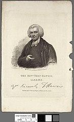 Revd. Thos. Haweis, LLB & MD
