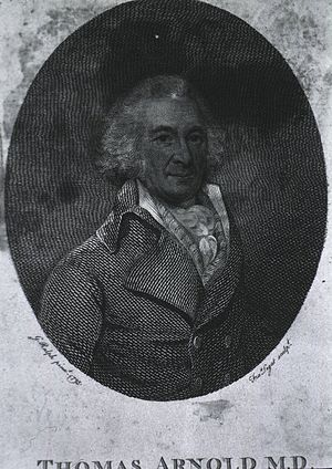 Thomas Arnold (physician) - Thomas Arnold, M.D.