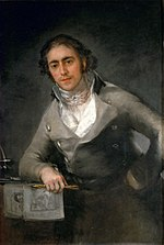 Portrait of a man by Goya (presumed to be Evaristo Pérez de Castro).jpg