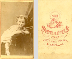 Portrait of child by Smith and Motes of Atlanta Georgia USA.png