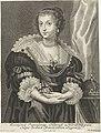 Portret van Henrietta Maria, echtgenote van Karel I van Engeland, RP-P-BI-6426.jpg