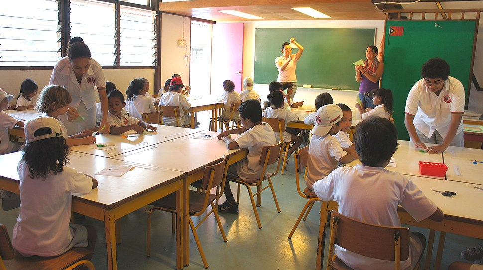 Portuguese School of Díli, Timor-Leste