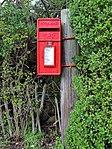 Post box at 81 Coombe Road, Irby.jpg