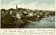 PostcardMarbleheadMAViewFrRockmere190`11907