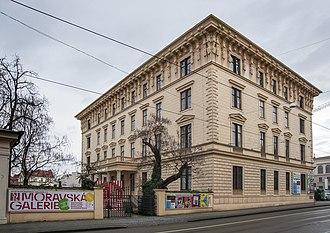 Moravian Gallery in Brno - Pražák Palace