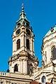 Praha 1, Malostranské náměstí 2-25, 556-29, Klášter jezuitský, s kostelem sv. Mikuláše a zvonicí 20170810 008.jpg