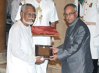 Heisnam Kanhailal Indian theatre director
