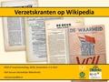 Presentatie Verzetskrantenproject tijdens KNVI-IP-Inspiratiemiddag, NIOD, Amsterdam, 4 juni 2015.pdf